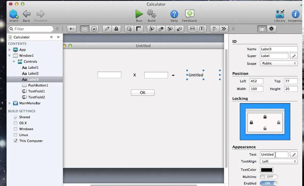 Xojo: il linguaggio multipiattaforma per i nostri software