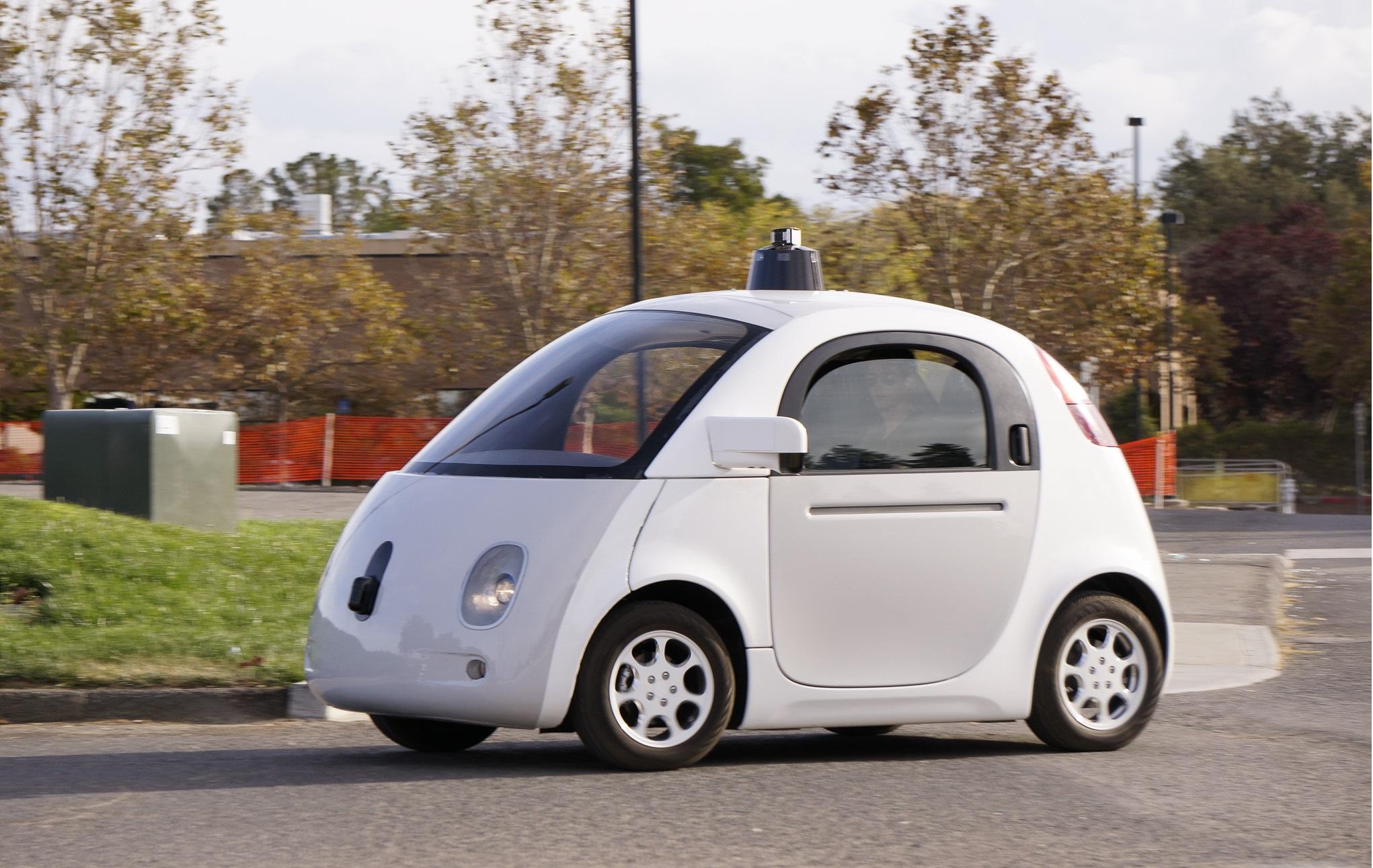 la Google Car è pronta a mostrare il futuro