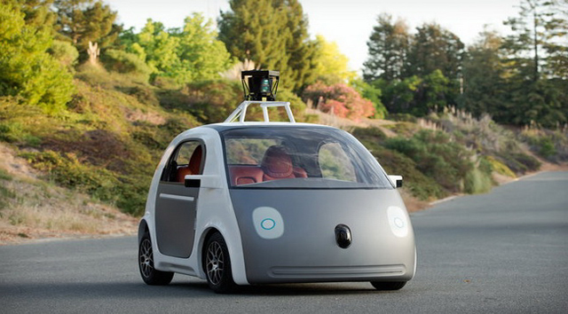 ecco la Google Car in anteprima