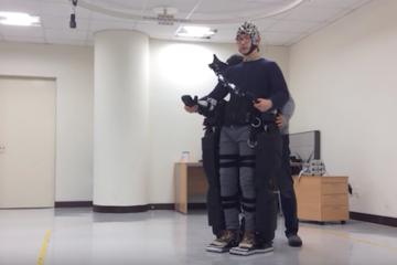 exoskeleton-brain-control