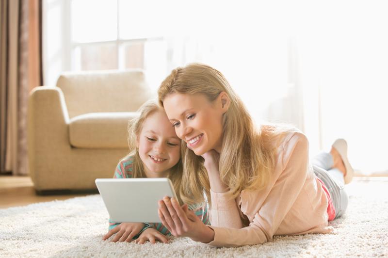 come proteggere i nostri figli dai pericoli dei tablet