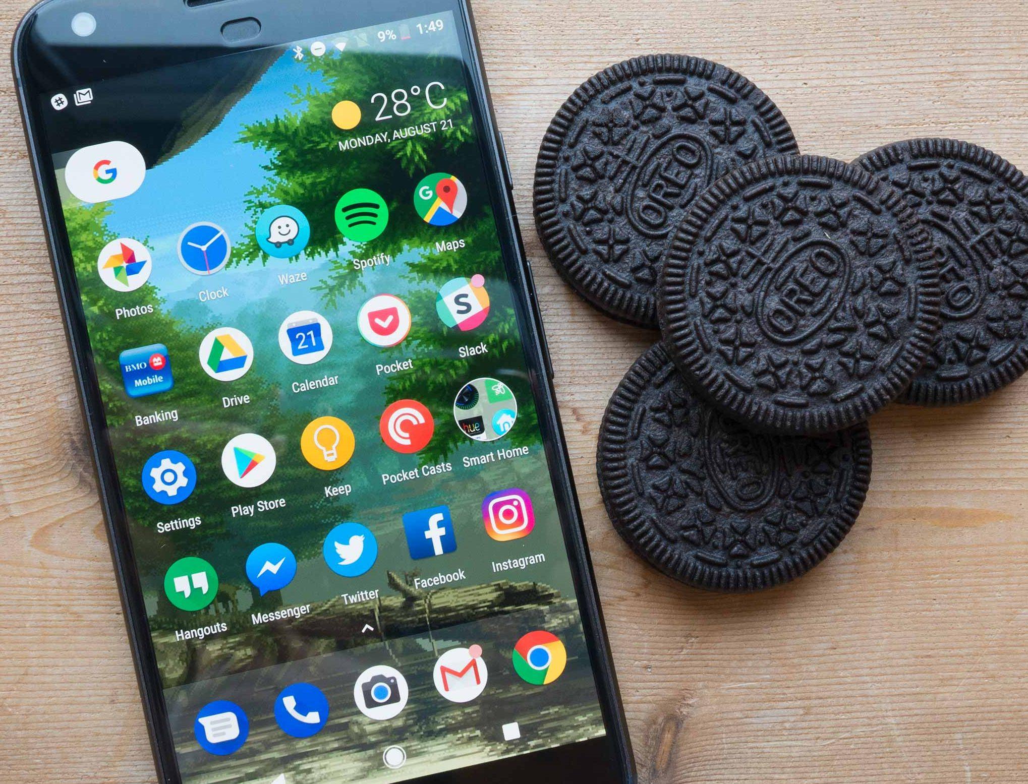 Cosa è Android Oreo?